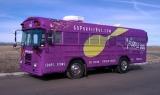 Go Purple Bus!